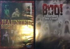 two dvd halliween sounds and video
