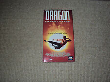 DRAGON: THE BRUCE LEE STORY, VHS MOVIE, EXCELLENT CONDITION