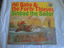 ALI BABA AND THE FORTY THIEVES/SINBAD THE SAILOR -GW 231- ~SEALED~