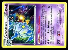 POKEMON XY11 (Steam Siege) HOLO N°  50/114 CHANDELURE 130 HP