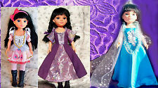 Nouvelle poupée Famosa et ses  robes Dysney