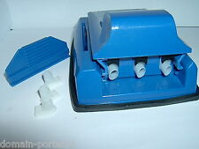 3 fach Marken Stopfmaschine - Zigarettenstopfer- Tabak Stopfgerät Stopfer