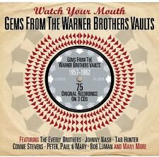 Watch Your Mouth-Gems From The Warner Bros.Vault (2013, CD NEU)3 DISC SET