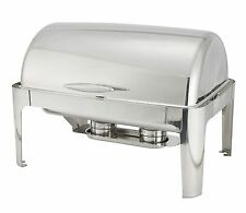 Winco 601, 8-Quart Full Size Madison Chafer with Stainless Frame