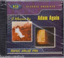 ADAM AGAIN - HOMEBOYS + DIG (*NEW-CD, 2000, KMG) 2 albums 1 CD Lost Dogs DA 77s