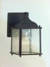 Small Outdoor House Light Porch Deck Lamp Outside Lantern Fixture 60 Watt