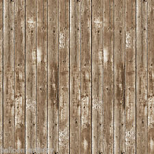 Wild West Party Scene setter backdrop BARN SIDING wall