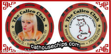 New Release Calico Club Brothel Chip Battle Mountain, NV. Cat House Authorized