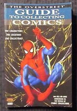 2012 OVERSTREET Guide To Collecting Comics FVF 7.0 Spider-Man Jusko Cover