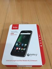 * BRAND NEW * Motorola Moto G4 Play 4G LTE 16GB Black Verizon Prepaid Phone FS!✔