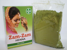 100g NATURAL HENNA POWDER Mehandi Tattoo 100% Herbal (3.5oz)