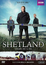 Shetland Seasons 1-2: Douglas Henshall BBC TV Series Complete Like New