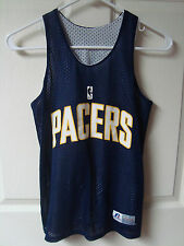 Vintage Russell Athletic Indiana Pacers Reversible Practice Jersey # 40 Youth M