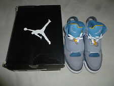 BOXED NIKE AIR JORDAN SON OF MARS STEALTH GOLD CEMENT GREY SIZE 11 512245-0