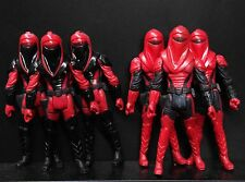 lot 6 Star Wars Kir Kanos CARNOR JAX Crimson Empire Royal Guard 30th Anniversary