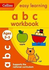 Collins Easy Learning Preschool: Collins Easy Learning Preschool - ABC...