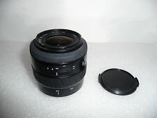 Sharp Compact Minolta AF 35-70mm F3.5-4.5 Zoom Maxxum Sony Japan NEX DSLR FF EX+