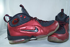 Nike Air 1/2 Cent Penny Hardaway Gr: 43 (Cranberry) Hologram Foamposite