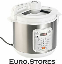 Rosenstein & Sohne Multi Cooker Pressure Cooker 32 Programs 900W GENUINE NEW