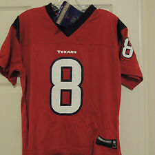 NFL Houston Texans #8 CARR Football Jersey New Womens MD
