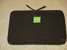 "VERA BRADLEY 17"" LAPTOP SLEEVE NEW WITH TAGS"