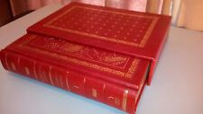 A GAME OF THRONES G. Martin Gilded LEATHER BOUND SlipCase LIMITED EDITION BOOK1