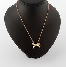 Kate Spade Carnival Nights Necklace Unicorn New