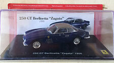 "DIE CAST "" FERRARI 250 GT BERLINETTA ZAGATO - 1956 "" FERRARI GT COLLECTION 1/43"