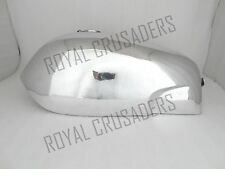 NEW NORTON FASTBACK COMMANDO POLISHED ALLOY ALUMINIUM PETROL TANK (REPRO (CODE74