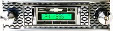 1955 Chevy Bel Air, Nomad AM FM Stereo Radio USA-230 200 w Aux input _