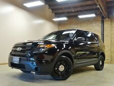 Ford: Explorer AWD POLICE