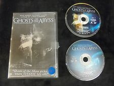 """USED DVD Movies """"Ghost Of The Abyss """"   (G)"""