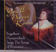 Readers Digest You'll Never Know ENGELBERT HUMPERDINCK Sings Songs Romance New