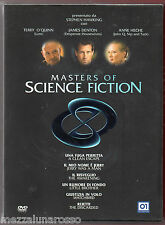 Masters Of Science Fiction (6 DVD) Cofanetto nuovo