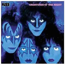 KISS CD - CREATURES OF THE NIGHT [REMASTERED](1997) - NEW UNOPENED - ROCK