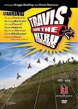 Travis and the Nitro Circus 1 (DVD, 2006) viewed 1x  FREE SHIPPING!
