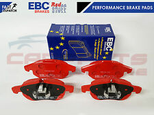 FOR VAUXHALL ASTRA H 2.0 VXR FRONT EBC RED STUFF PERFORMANCE SPORT BRAKE PADS