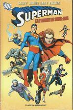 SUPERMAN e la Legione dei Super Eroi di G.Jhons CARTONATO ed.Planeta