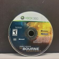 Robert Ludlum's The Bourne Conspiracy (Microsoft Xbox 360) DISC ONLY #9607