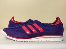 NEW Adidas Originals Women's Classic Sneakers Running Purple Pink Shoes Size 10