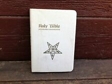 Eastern Star Holy Bible Dictionary/Concordance Red Letter Edition Collins World