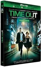 In Time steelbook Bluray & DVD French Edition with English Language Region Free