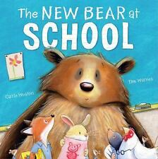 The New Bear At School-ExLibrary