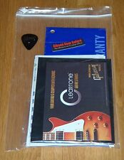 Gibson SG Basic Case Candy Manual Warranty Wrench Guitar Parts Min-ETune T SGM