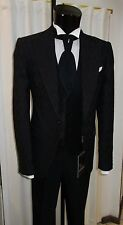 ABITO UOMO T. 48 FIRMATO CARLO PIGNATELLI SUIT GROOM WEDDING DESIGNER