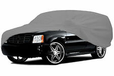 CAR TRUCK COVER Ford F-150 W/ SHELL CAP up to 20' length