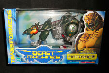 TRANSFORMERS BEAST MACHINES HEROIC MAXIMAL RATTRAP 1999 HASBRO NEW SEALED MIB