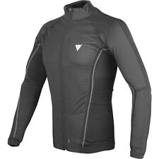 DAINESE UNDERWEAR D-CORE NO-WIND THERMO TEE LS NERO TG.L