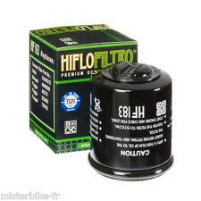 Filtre à huile HifloFiltro HF183 Derbi Rambla 300 / Gilera Nexus DNA 125 180