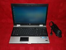 "HP EliteBook 8540p Notebook / Laptop "" Core i5 ""  Gaming FULLY LOADED!"
